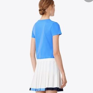 Tory Burch designer Pleated tennis skirt